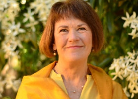 Kanadische Autorin Tanis Helliwell auf Europatour