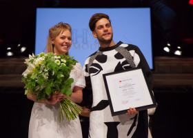 Bester Mode-Nachwuchsdesigner 2014