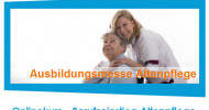 """Fit für das Vorstellungsgespräch – der Onlinekurs """" Berufseinstieg Altenpflege"""""""