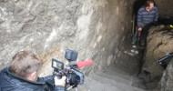 Die Suche nach Hitlers Bombe /  ZDF-Dokumentationüber unterirdische Geheimwaffenfabrik (FOTO)