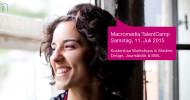 Privates Studium im Praxis-Check: kostenloses TalentCamp der Hochschule Macromedia Hamburg