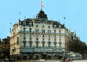Hotel MONOPOL Luzern direkt am Bahnhof ideal für Firmenanlässe, Tagungen und Seminare!