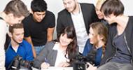 Ausbildung in kaufmännischen Medienberufen 2015