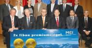 MCI internationale Spitze – Doppeltes Premiumsiegel für die Unternehmerische Hochschule®