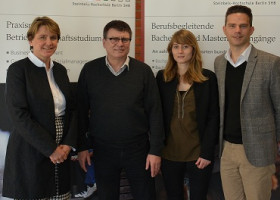 Geplante Kooperation zwischen der Steinbeis Business Academy und der ACADEMY of LABOUR