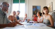 Italienischkurse in der Toskana, speziell für Senioren