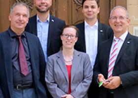 Zwei neue Professoren an SRH Fernhochschule berufen