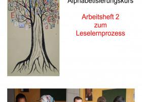Arbeitsheft 2 – weitere hilfreiche Aufgaben zum Erlernen der deutschen Sprache