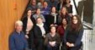 """Zertifikatskurs """"Systemische Beratung in der Sozialen Arbeit"""" mit elf Absolventinnen und Absolventen"""