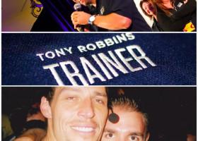 Ronny Leber: Erster deutschsprachiger Tony Robbins Trainer