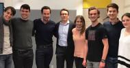 Dieter Jakob Stiftung spendet für r2b-student e.V. am KIT