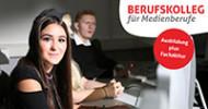 Medienberufe: Freie Ausbildungsplätze plus Fachabitur 2017