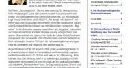 """Neue MkG-Sonderausgabe """"Wegweiser zur Fachanwaltschaft"""""""