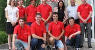 IT-Berufe mit Perspektive: Neun Auszubildende starten bei URANO