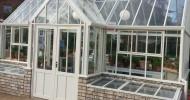 Transparenz durch Glas: Sonnenplatz und Klima im Glashaus