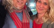 Sabine Stollberger ist Award Gewinnerin der 1. Speaker Cruise der Welt auf dem Rhein