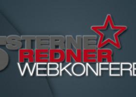 5 Sterne Webkonferenz – online neue Referenten erleben