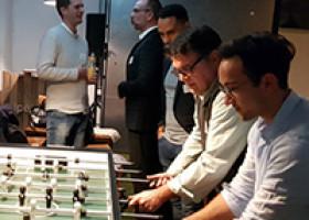 Corporates meet Startups: matching box profitiert vom Mentoringprogramm der Wirtschaftsförderung Düsseldorf
