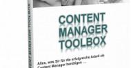 Content Manager Toolbox 2019 verfügbar