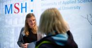 Vortragüber Medizinstudium der MSH / Beim Offenen Campustag der Medical School Hamburg am 15. Juni 2019 spricht Geschäftsführerin Ilona Renken-Olthoff über Bewerbung und Studiengangsaufbau (FOTO)