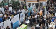 Fernweh: AUF IN DIE WELT-Messe am 16.11.2019 in Stuttgart zeigt Wege zu Schüleraustausch und Gap Year