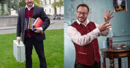 """Warum ein Profi-Magier bald Studenten unterrichtet / """"Der Zauber-Professor von der Uni"""" (FOTO)"""