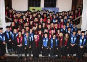Weiterentwicklung vieler Studienbereiche – 12. Akademische Abschlussfeier der SRH Hochschule