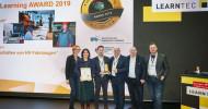 VR-Training: TÜV SÜD Akademie erhält Immersive Learning Award (FOTO)