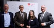 Lernen als Erfolgsfaktor für Zukunft von Unternehmen / Regionaltreffen des Senats der Wirtschaft bei der Integrata Cegos GmbH (FOTO)