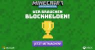 Minecraft Wettbewerb: Microsoft und Code Your Life suchen nach den besten Zukunftsideen (FOTO)