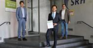 Neue Professur im Fachbereich Technik und Wirtschaft – SRH Hochschule Hamm verstärkt Logistik-Kompetenz