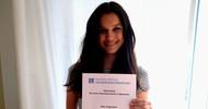 Schüleraustausch Stipendium für Auslandsjahr in Dänemark an junge Weltentdeckerin vergeben