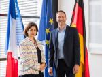 ProTandem Deutsch-Französische Agentur für den Austausch in der beruflichen Bildung / Wiederaufnahmeplan (FOTO)
