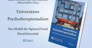 SFU Publikation I Das Direktstudium der Psychotherapie der Sigmund Freud PrivatUniversität (FOTO)
