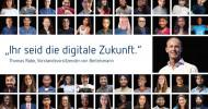 """Bertelsmann wirbt erneut für Stipendien-Initiative #50000 Chancen: """"Ihr seid die digitale Zukunft"""" (FOTO)"""