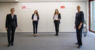 Ingeborg-Warschke-Nachwuchsförderpreis 2020: / Immobilien-Frauen zeichnen Akademikerinnen aus (FOTO)