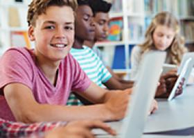 Digitale Kompetenz wird im Berufsleben noch stärker an Bedeutung gewinnen.