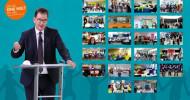 Schulwettbewerb zur Entwicklungspolitik alle für EINE WELT für alle / Schülerinnen und Schüler bei digitaler Preisverleihung von Bundesentwicklungsminister Müller ausgezeichnet (FOTO)