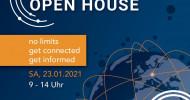 Virtuelles Open House am MCI