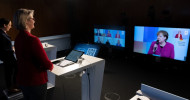 Bundeskanzlerin und Bundesbildungsministerin betonen Bedeutung der Digitalisierung in der Bildung (FOTO)