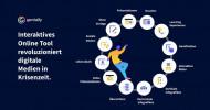 Europas beliebtestes Online Tool für eLearning – 11 Mio Menschen nutzen Genially für interaktiven Distanzunterricht (FOTO)
