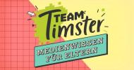 """""""Team Timster – Medienwissen für Eltern"""" / KiKA-Mediengespräche mit Expert*innen ab 5. April auf erwachsene.kika.de (FOTO)"""