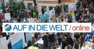 Schüleraustausch in Corona-Zeiten: AUF IN DIE WELT-Messe Mainz am 08.05.2021 findet online statt