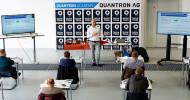 QUANTRON Academy: das neue E-Mobility-Ausbildungszentrum für LKW- und Bus-Spezialisten