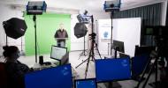 Weiter auf Digitalisierungskurs: Campus Hörakustik mit neuem Online-Studio für multimediales Lernen und Lehren (FOTO)