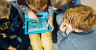 """Stiftung """"Haus der kleinen Forscher"""" fordert Digitalpakt Kita mit fünf Milliarden Euro (FOTO)"""