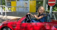Neue Kooperation der ADAC Stiftung: Spielend lernen in der Kinder-Verkehrsschule im Ravensburger Spieleland (FOTO)