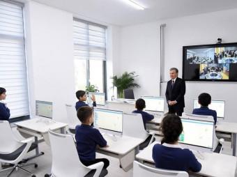 Usbekistan: Bildung als Schlüssel für wirtschaftliche Erfolge (FOTO)