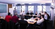 DLS-Seminarreihe bei KLAFS – Weltmarktführer für Sauna