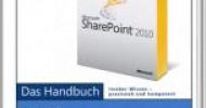 Neu im Bücherregal: Microsoft SharePoint 2010 für Administratoren